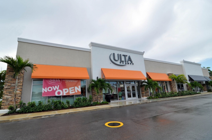 Ulta Beauty - Ground Up Construction